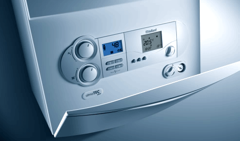 Caldera a Gas - SATcentral